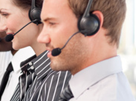 Call Centre English training